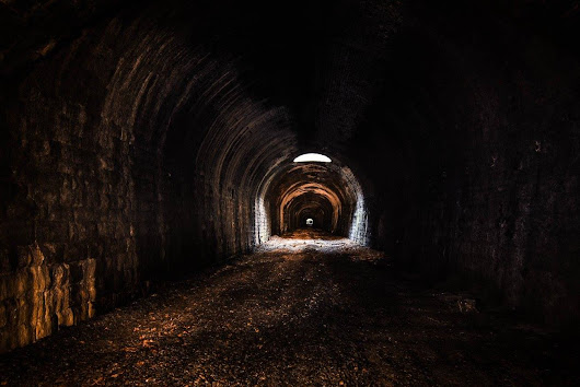 Haddon Tunnel, Derbyshire - Dec 16