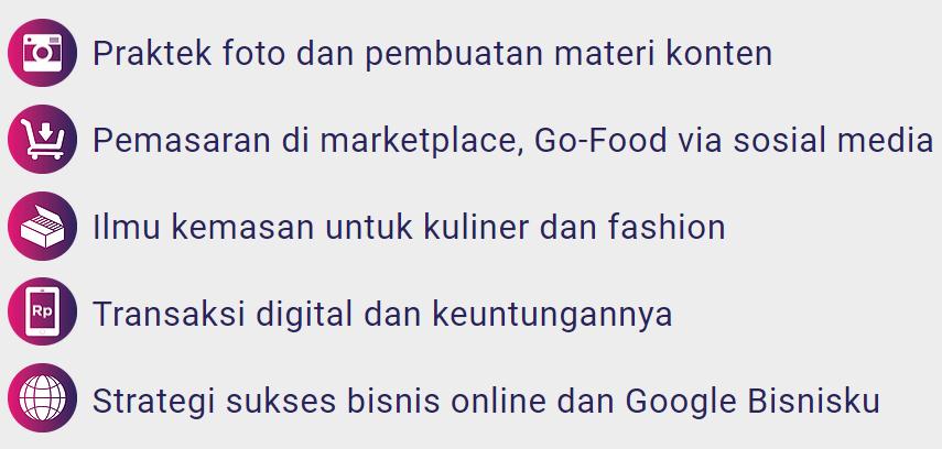 Materi Sukses Wirausaha di Jaman Digital