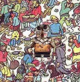Solución: ¿Dónde está Wally?