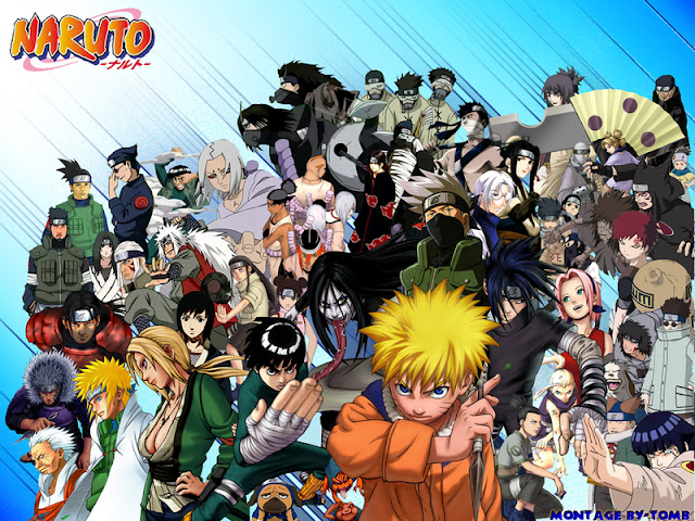 Naruto Clássico: 1ª Temporada Completa 720p BluRay Dublado