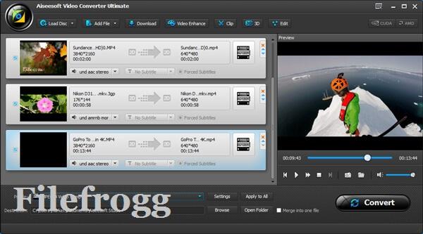Aiseesoft Video Converter Ultimate Full