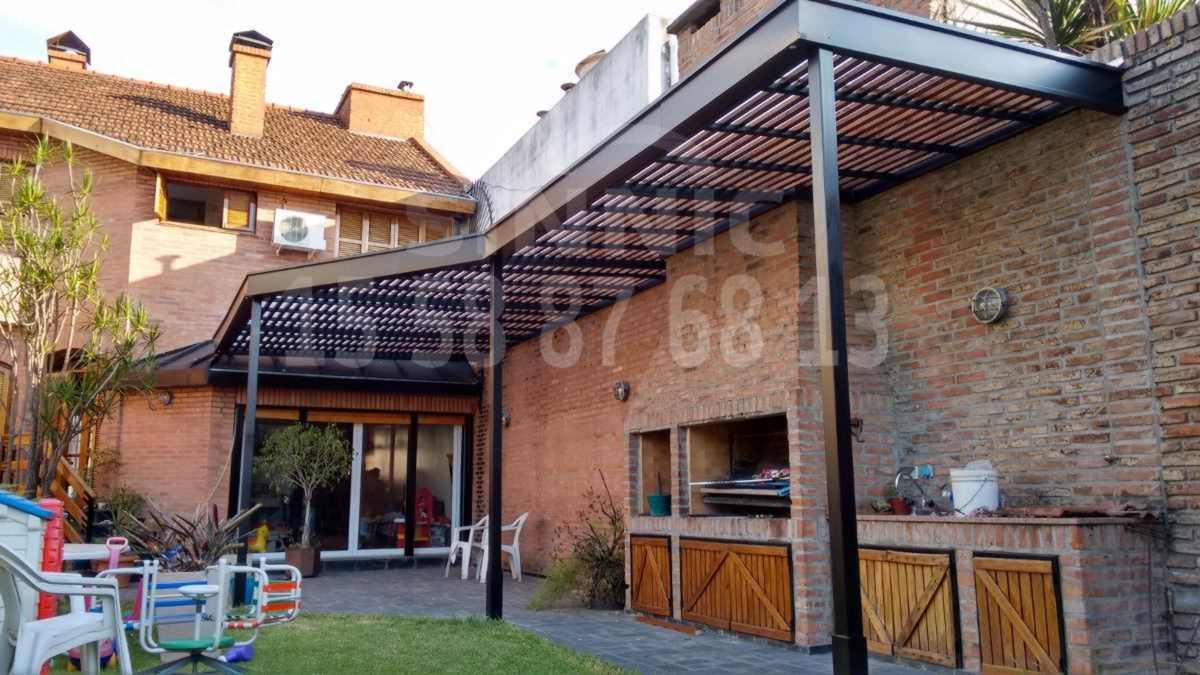 24 Simple Pergolas Y Techos Pixelmari Com