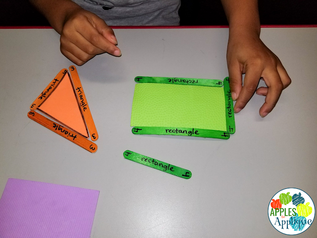 Task Boxes for Small Group Work in Early Childhood | Apples to Applique