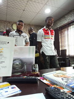 Alleged Customs Deputy Comptroller Kidnappers Arrested