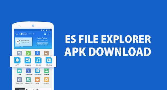 ES File Explorer File Manager PRO v1.1.4.1 APK + v4.1.8.1 MOD