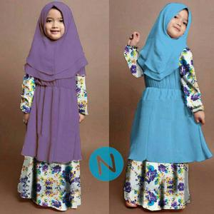 Model Baju Muslim Anak Terbaru dan Modern