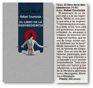 El Libro de la Desobediencia Rafael Courtoisie