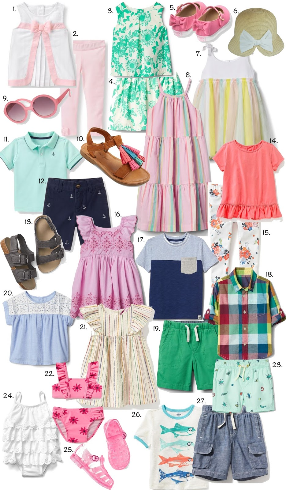 Spring Finds For Kids - Something Delightful Blog