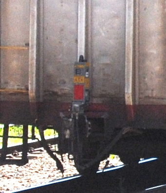 Andrew's Main South Line: End of train device