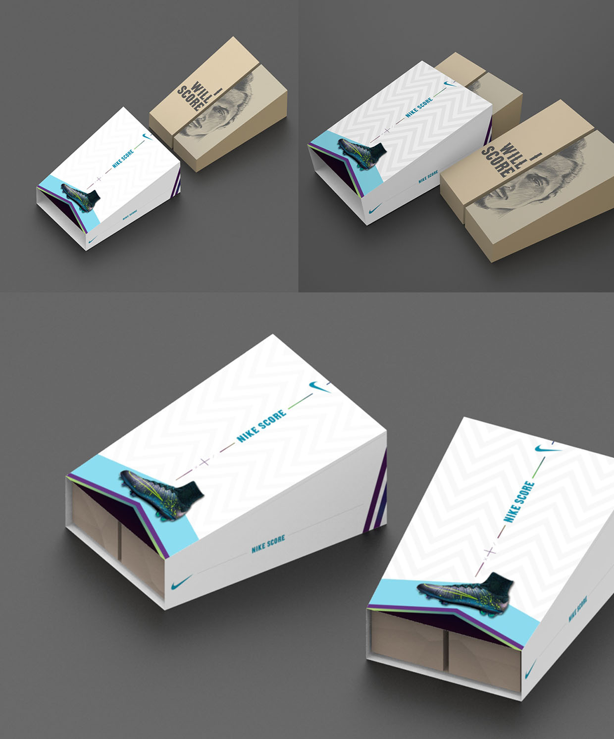 Nike Oath Series (Student Project) on Packaging of the World ...