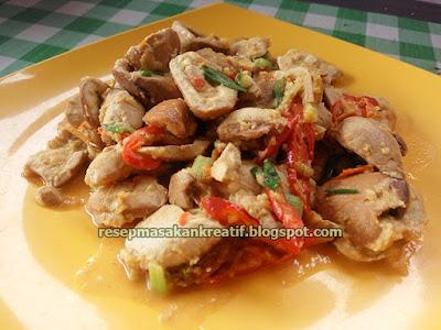 Resep kuliner tradisional dari materi picung memang masih cukup familiar bagi beberapa masy Resep Tumis Picung (kluwek) Mudah Masakan Sunda