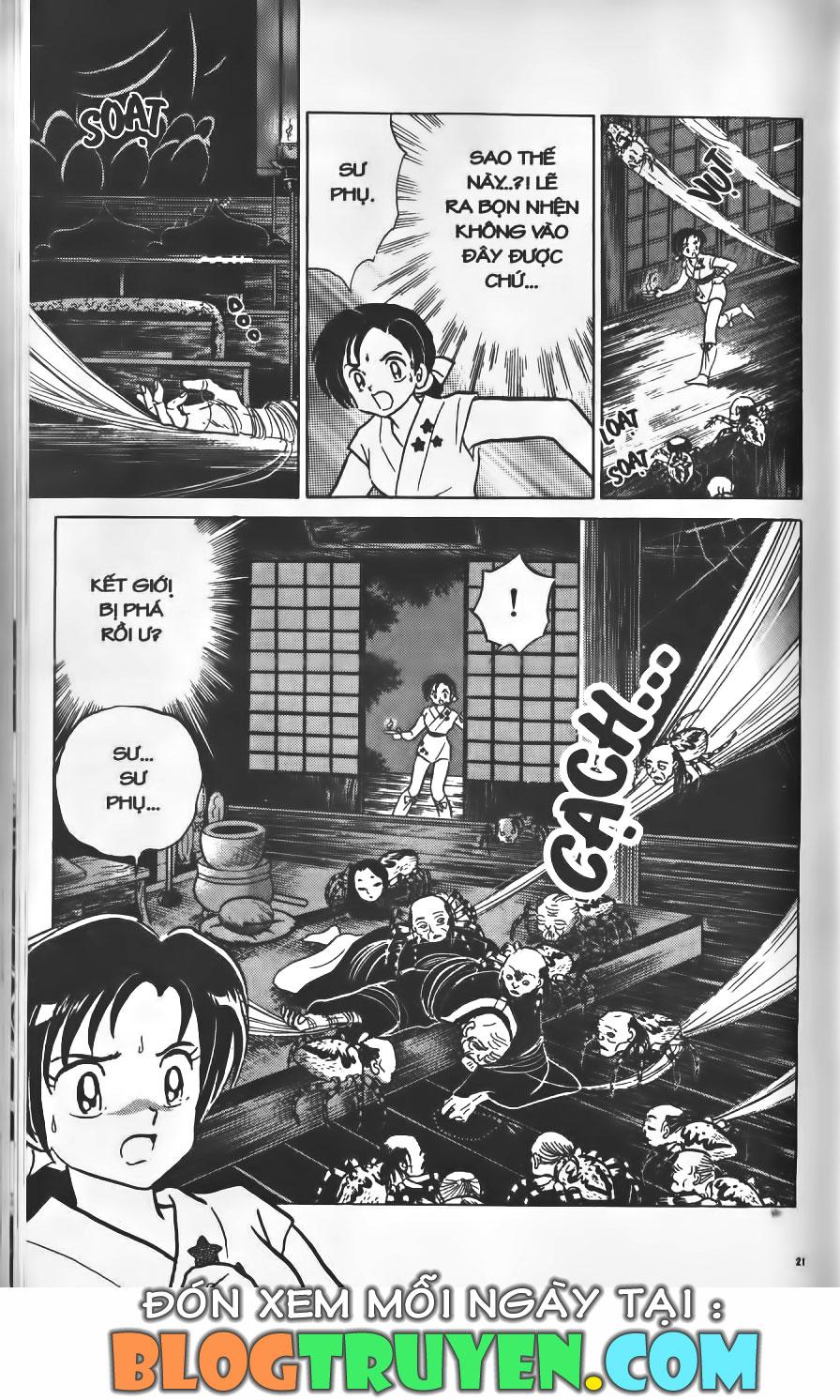 Inuyasha vol 05.1 trang 20