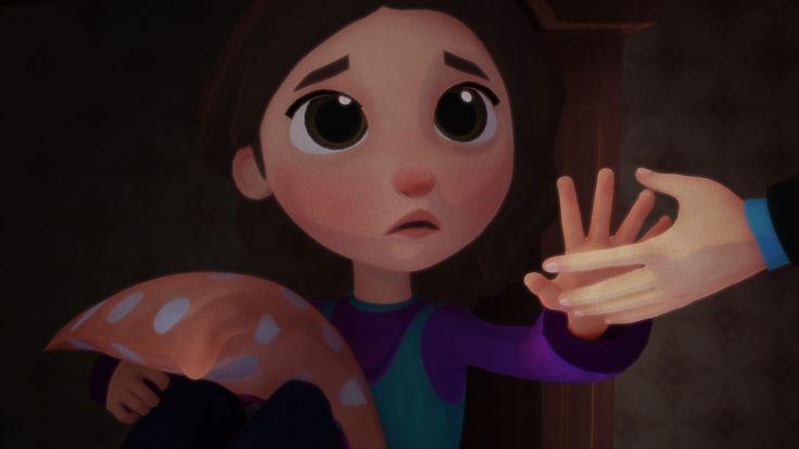 Animação - Ivine e a Almofada