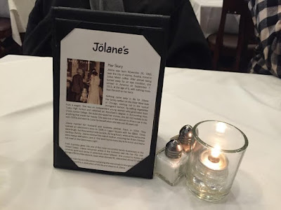 The story of Jolane's restaurant in Glenview, IL.