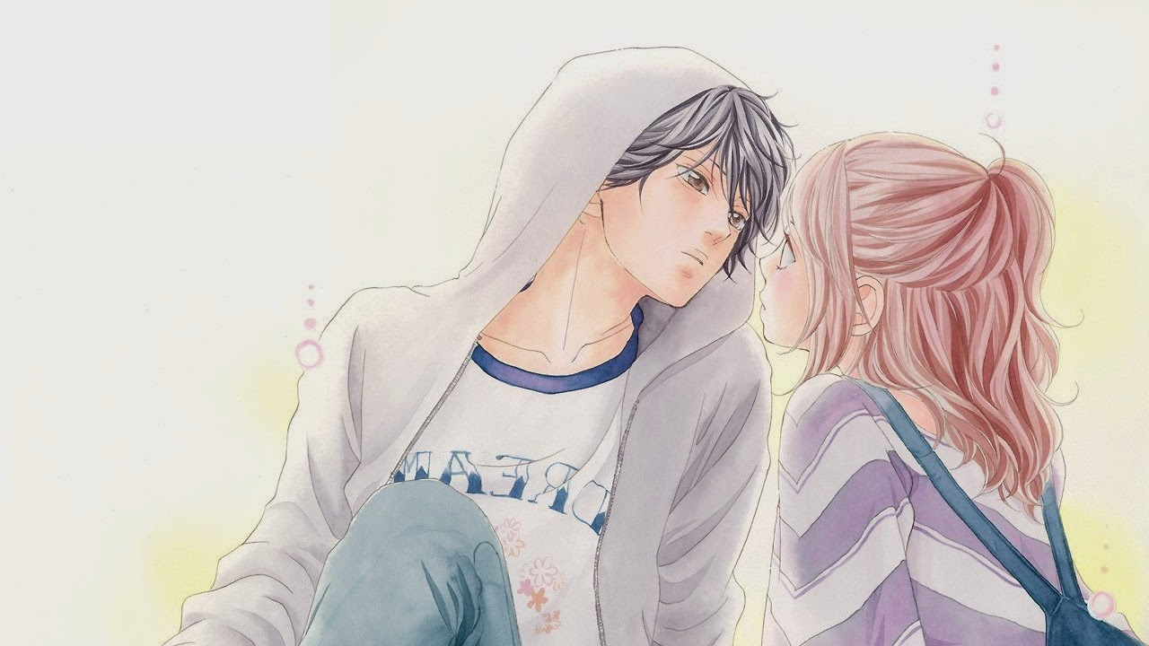 Ao Haru Ride | 480p | TVRip | English Subbed
