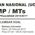 Contoh Soal Try Out / UCUN UN SMP Bahasa Indonesia 2017/2018