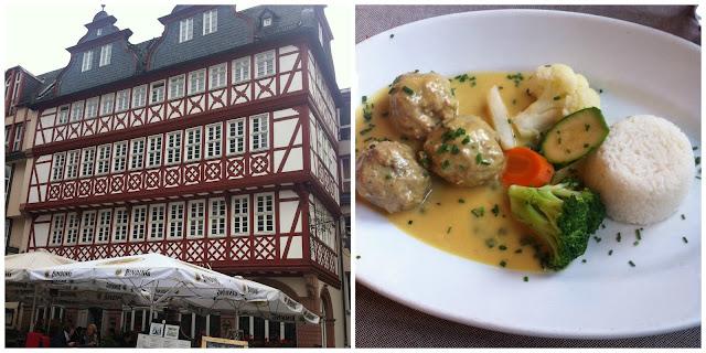Onde comer em Frankfurt - Schwarzer Stern