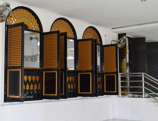 Masjid H Ahmad Bakrie Kisaran