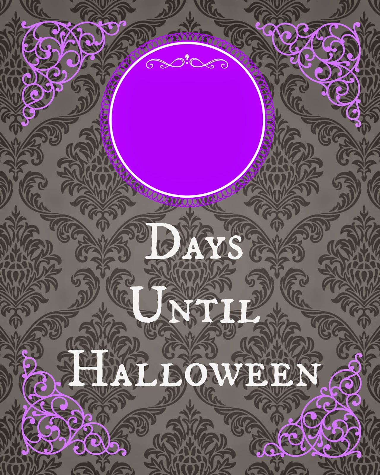 East Coast Mommy: Halloween Countdown