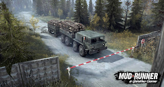 SPINTIRES MUDRUNNER Cover Photo