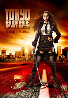 Tokyo Gore Police - reviewed at http://www.gorenography.com