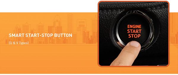 Toyota All New Sienta dilengkapi dengan Smart Start Stop Button untuk tipe Q dan V