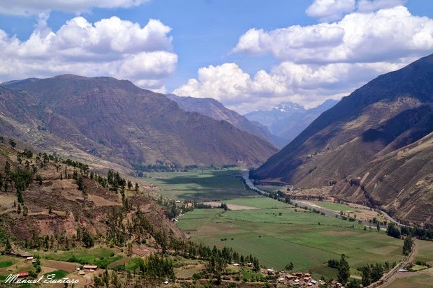 Valle Sagrado, panorama