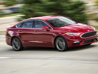 2022 Ford Fusion Review