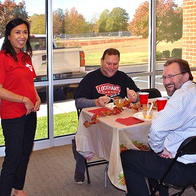 Garver's Huntsville Office Hosts Chili Cook-off
