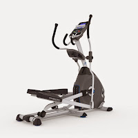 Nautilus E616 Elliptical Trainer, review features compared with Nautilus E618