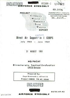 Project Checo Report - Air War in The DMZ 1967-1968 (8-31-1969)