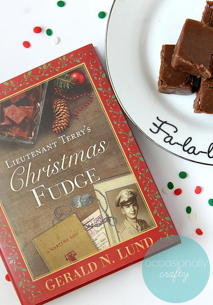 Andes Mint Christmas Fudge