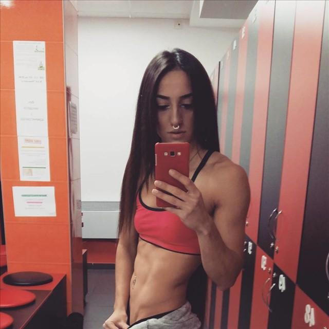 Bakhar Nabieva Instagram Fitness Models