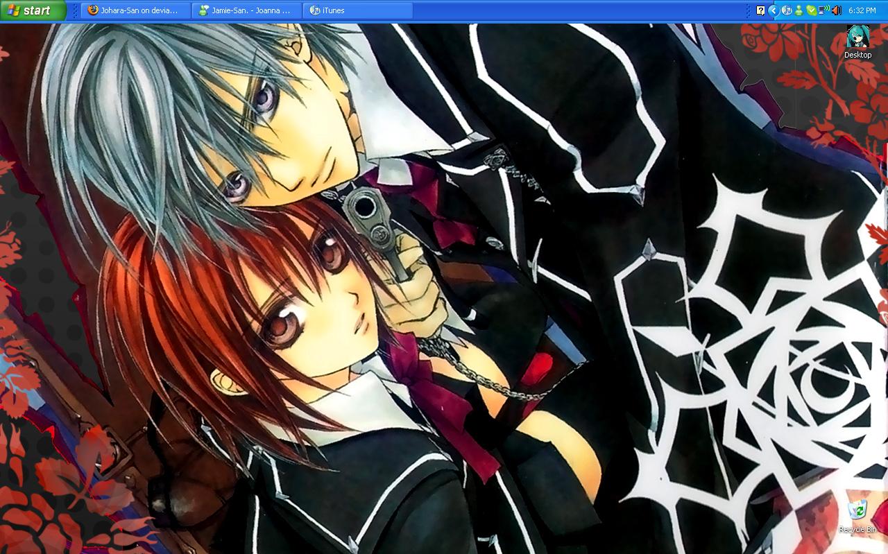 Pic new posts wallpaper kuran kaname - Vampire knight anime wallpaper ...