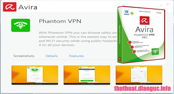 Download Avira Phantom VPN Pro 2.19.3.24127 Full Crack, phần mềm VPN mạnh mẽ, lướt web một cách an toàn và dễ dàng, Avira Phantom VPN Pro, Avira Phantom VPN Pro free download, Avira Phantom VPN Pro full key,