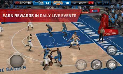download nba live mobile cracked