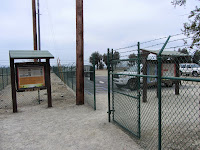Trailhead kiosks for Vulcan Materials' Fish Canyon Access Trail