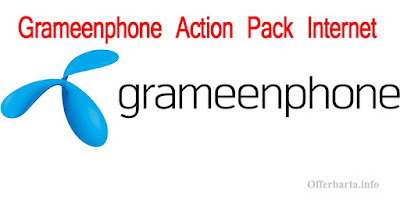 Grameenphone Action Pack Internet