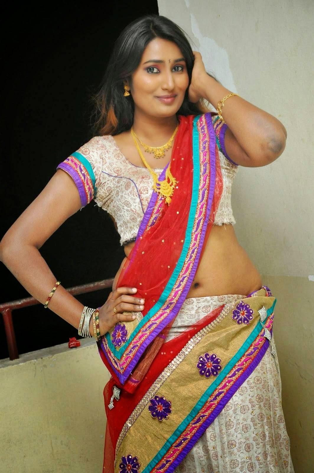 Actress Swathi Naidu Hot Navel Show Images - CAP