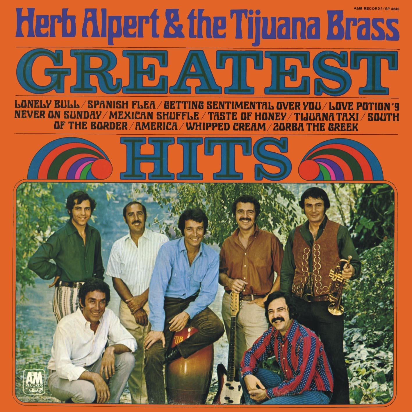 Vinylforever Herb Alpert Amp The Tijuana Brass Greatest Hits