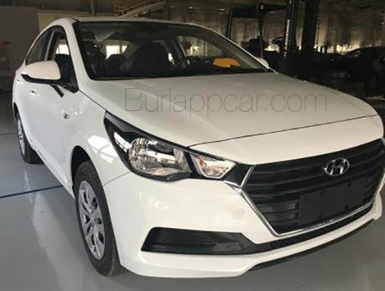 2017 Hyundai Accent No Surprises Here The All New Will Again Try Its Best To Look Like A Small Elantra Which Itself Tries