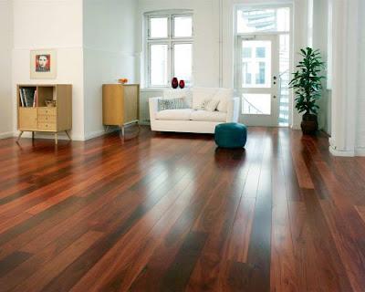 sàn gỗ công nghiệp cho mùa hè