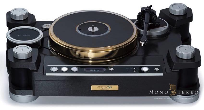 Mono and Stereo High End Audio Magazine: TECHDAS THREE NEW