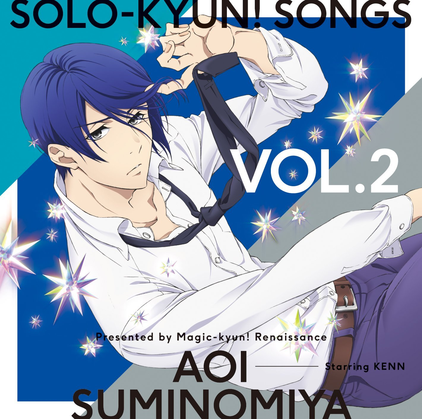 Download Ost. Magic-Kyun! Renaissance Terbaru
