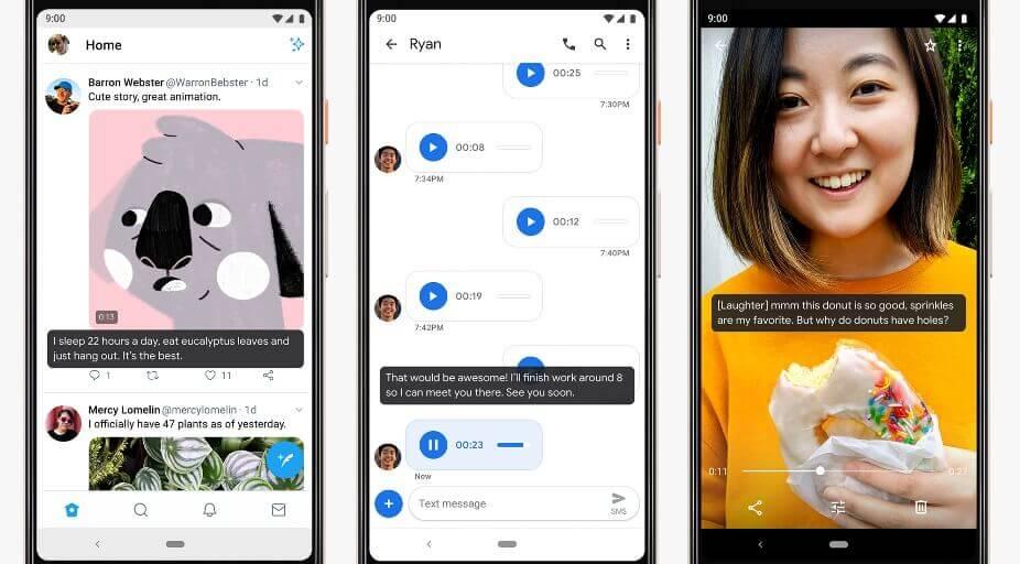 8 Fitur Terbaik Yang Dihadirkan Di Android Q Sejauh Ini - Live Caption