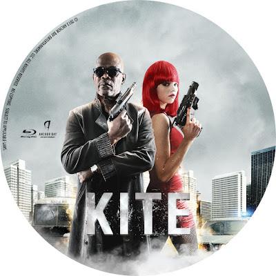 Label Bluray Kite