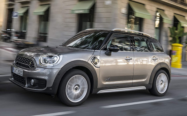 MINI Cooper S E Countryman ALL4 plug-in híbrido