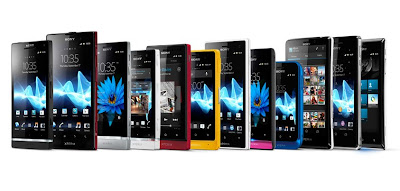Installing Firmware Update For The Sony Xperia Phones Amongst Flashtool Tool, Practise Firmware From Flashtool
