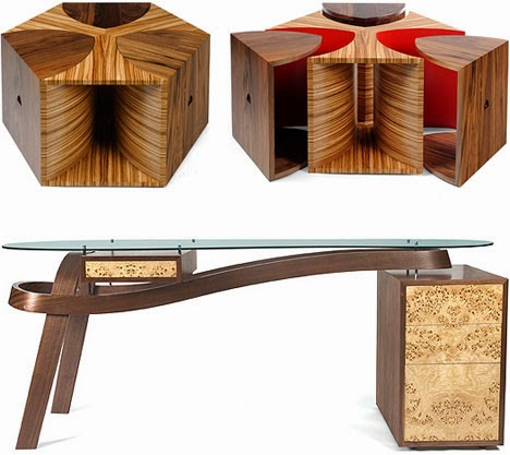 Modern Wood Furniture - Modern Home Furniture Design