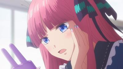 Gotoubun no Hanayome Episode 2